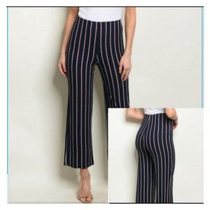 Dee Elly Cropped Pants - Size Small NWOT